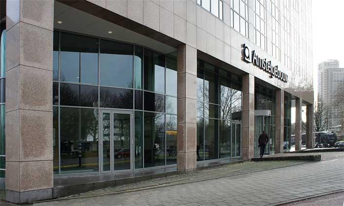 Kantoor Amstelgebouw